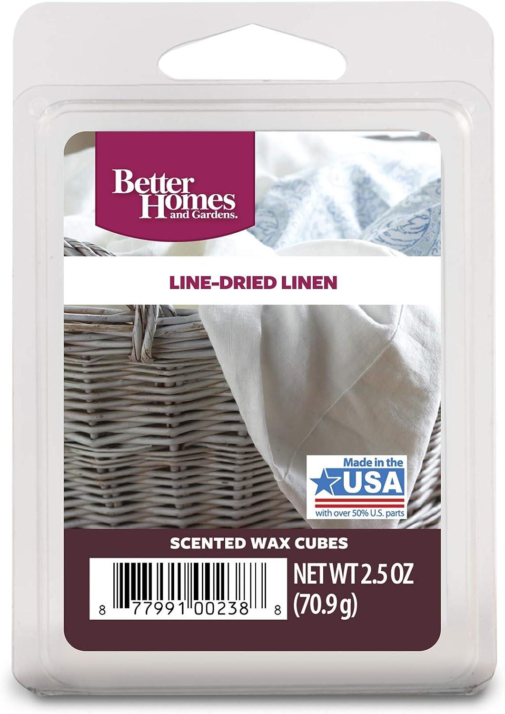 Better Homes and Gardens Line Dried Linen Wax Melt