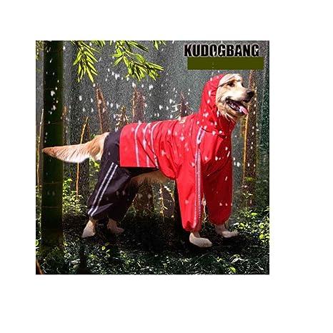 estilo de moda de 2019 al por mayor online precio bajo Kuqiqi , Chubasquero para Perros, Chubasquero Impermeable ...