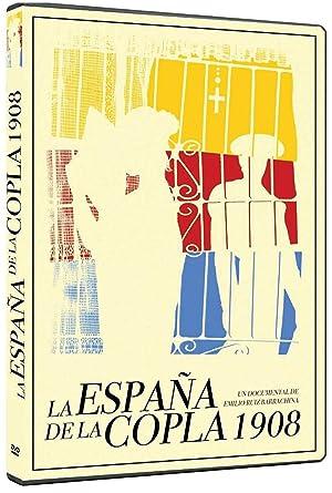 La España de la copla 1908 [DVD]: Amazon.es: Emilio Ruiz Barrachina: Cine y Series TV