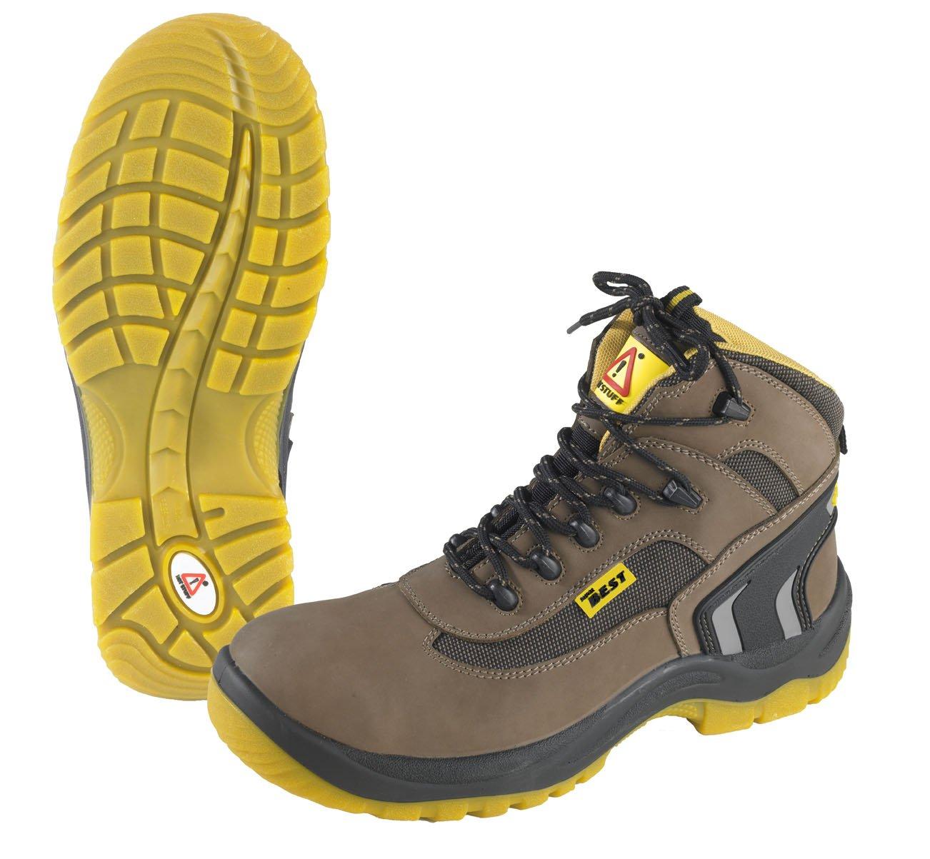 Seba 695 41 EG Schuh hohe, braun S3, Gr. 41 695 - 983d20