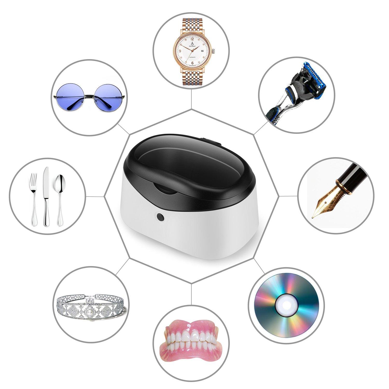 Amazon.com: flexzion – Limpiador de la joyería máquina de ...