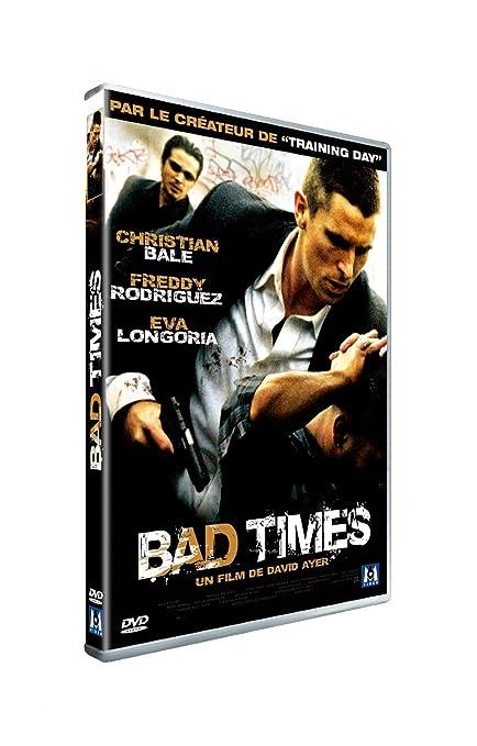 Bad Times Fr Import Amazonde Christian Bale Freddy Rodriguez