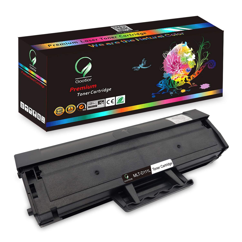 MLT-D111S D111L Toner, Kit 2 Compatibili Per Samsung Xpress M2020 M2020W M2022 M2022W M2026 M2026W M2070 M2070F M2070FW M2070W, 1800 Copie gootior