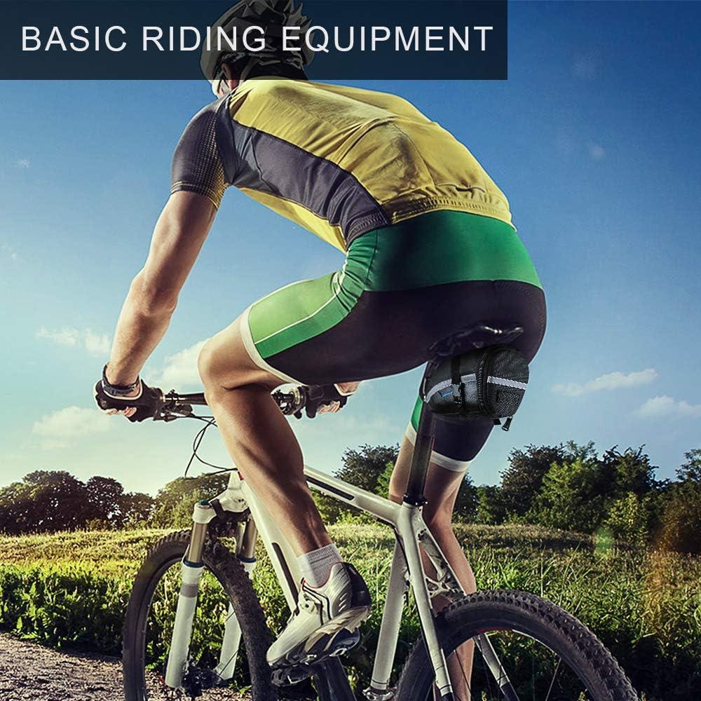 otutun Bolsa para Sillín de Bicicleta impermeable Bolsa de ...