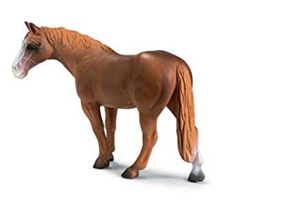 f72475d5f6 Schleich Quarter Horse  Amazon.co.uk  Toys   Games