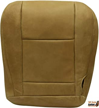 2002 to 2007 Ford F250 F350 4X4 Driver Side Bottom King Ranch Leather Seat Cover