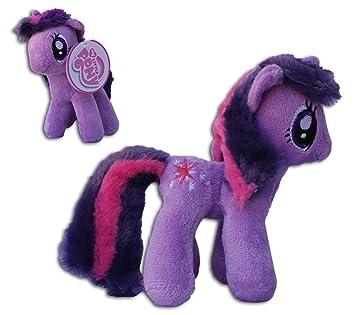 Twilight Sparkle My Little Pony Violeta 30cm Muñeco Peluche Mascota Unicornio Mi Pequeño Poni Caballo TV