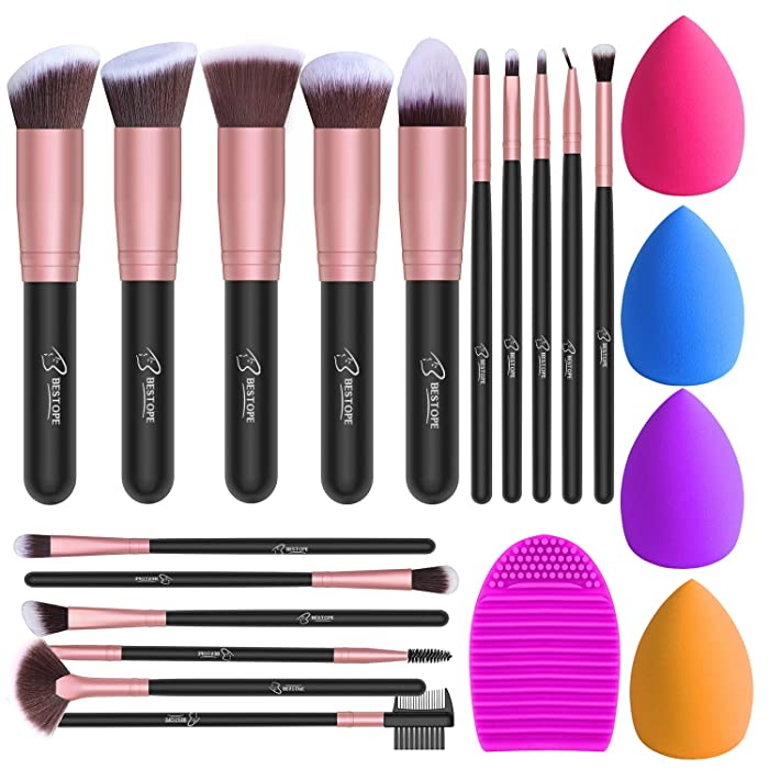 The Best Make Up Brushes With Beauty Blender