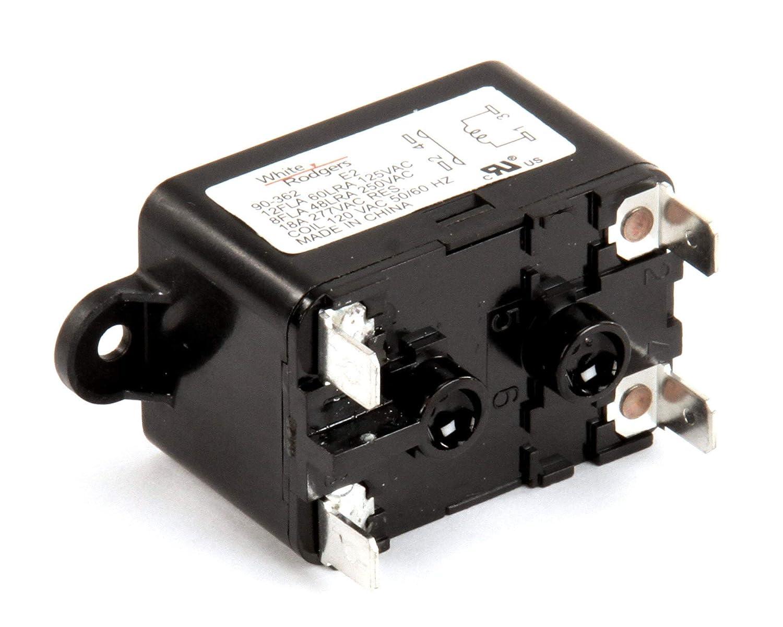 Ultrafryer 18A335 120 Volt Ac Motor Start With 6 Relay