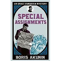 Special Assignments: Erast Fandorin 5