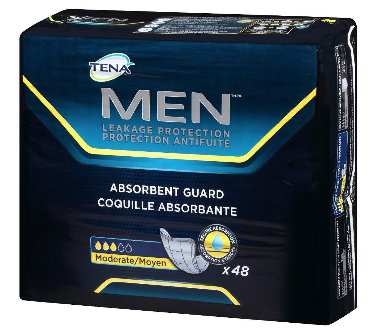Incontinence Guards for Men - TENA Men Pads