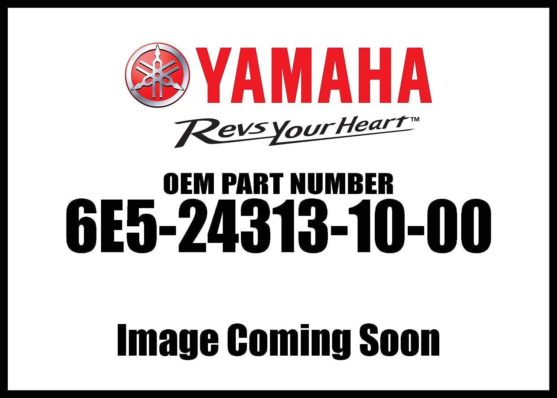 Yamaha 6E5-24313-10-00 Pipe 3; 6E5243131000 Made by Yamaha