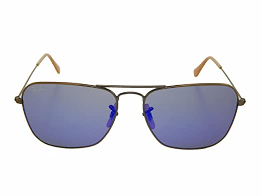 Amazon.com: New Ray Ban RB3136 167/68 bronce cepillado ...