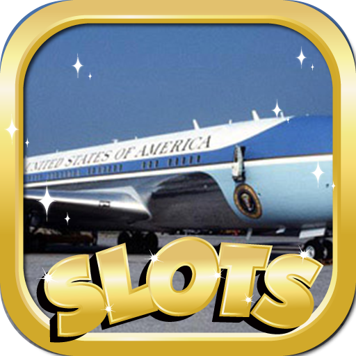 Slots Games For Fun : Air Force Ring Edition - Best Slots Machines For Kindle (Best Pinball App Android)