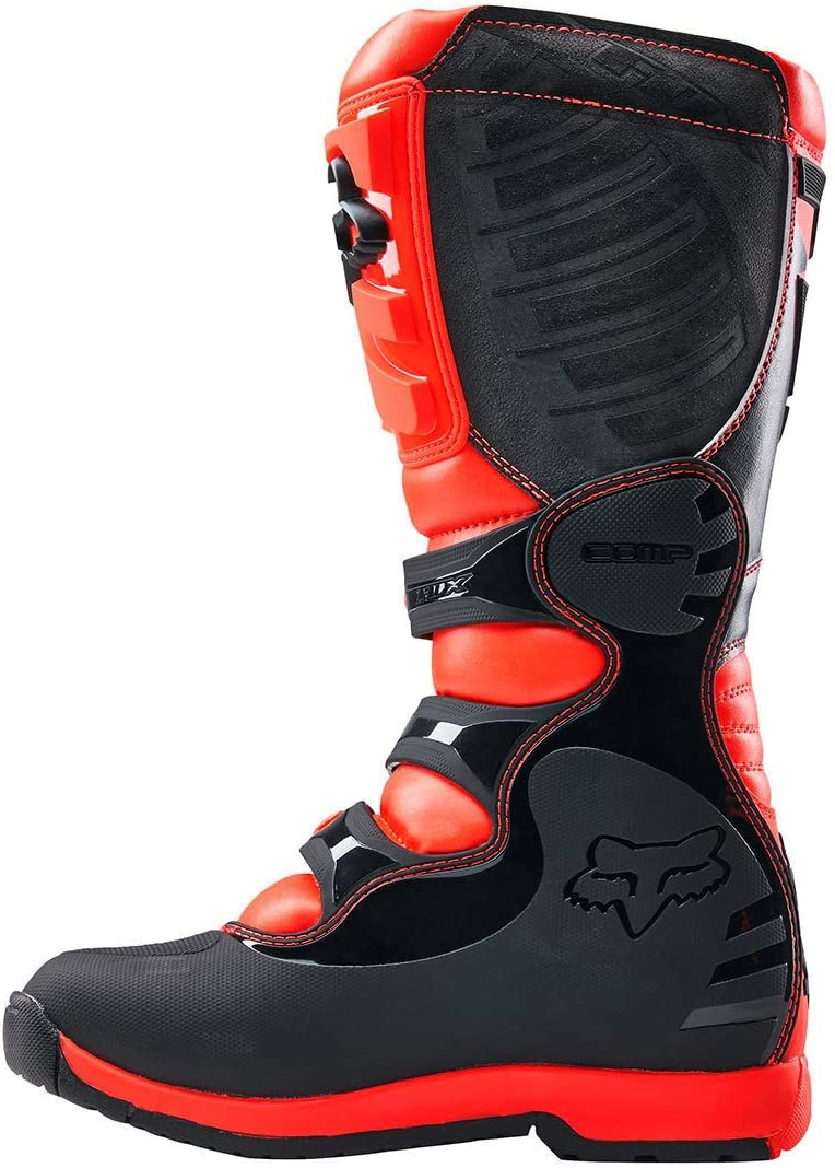 Fox Racing 2019 Youth Comp 5 Boots Black//Pink 6