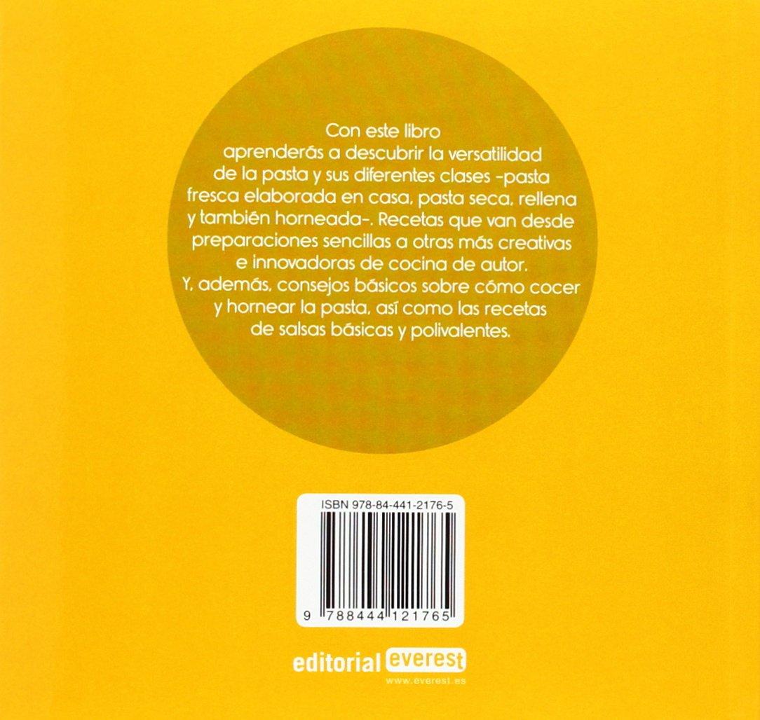 Disfruta con la cocina: Pasta (Spanish Edition): Antonio Navarro, Everest: 9788444121765: Amazon.com: Books