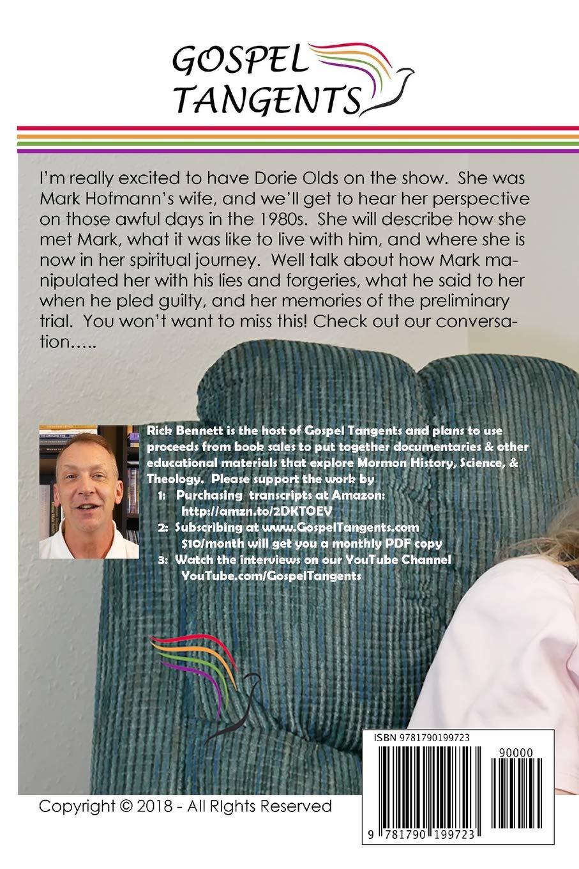 Dorie's Story: The Hofmann Bombings: Gospel Tangents