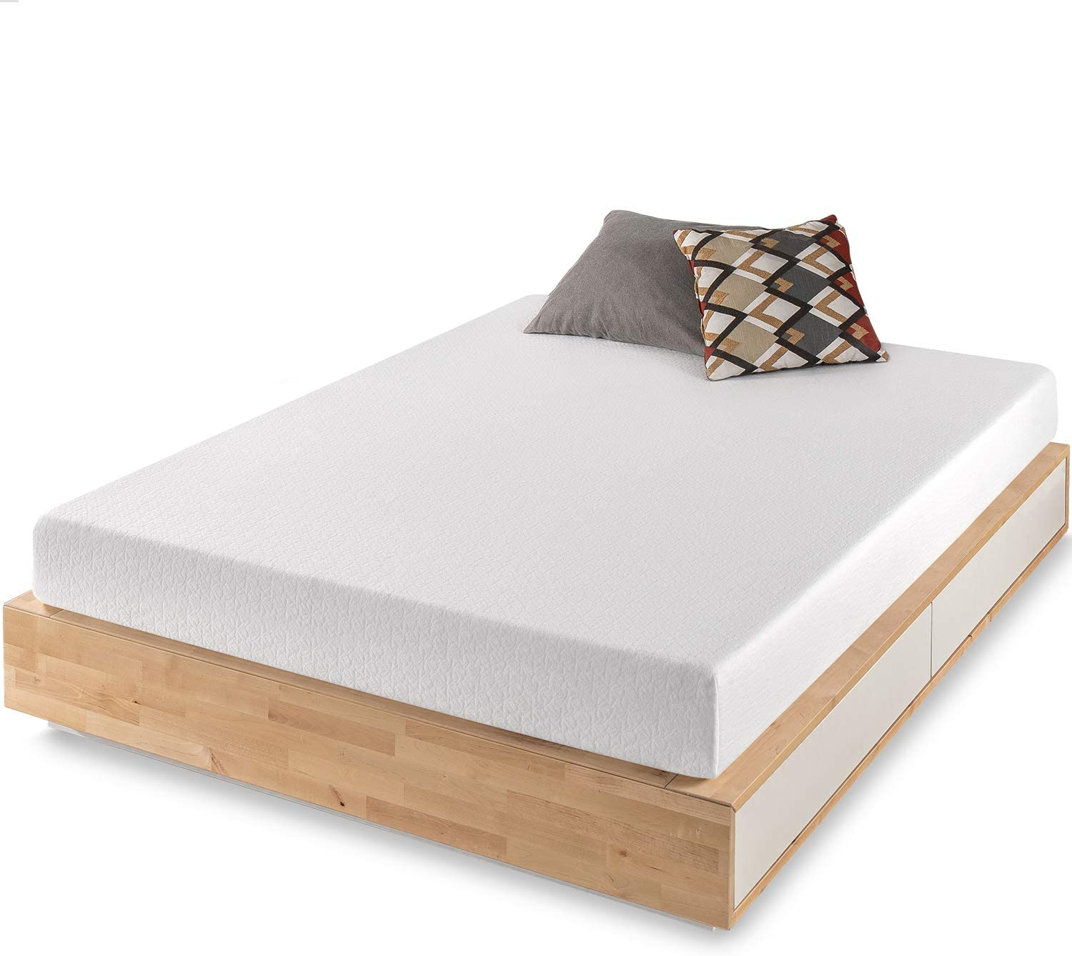Best Price Mattress 8-Inch Memory Foam Mattress, Twin