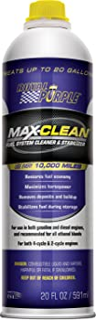Royal Purple Max-Clean Fuel Injector Cleaner