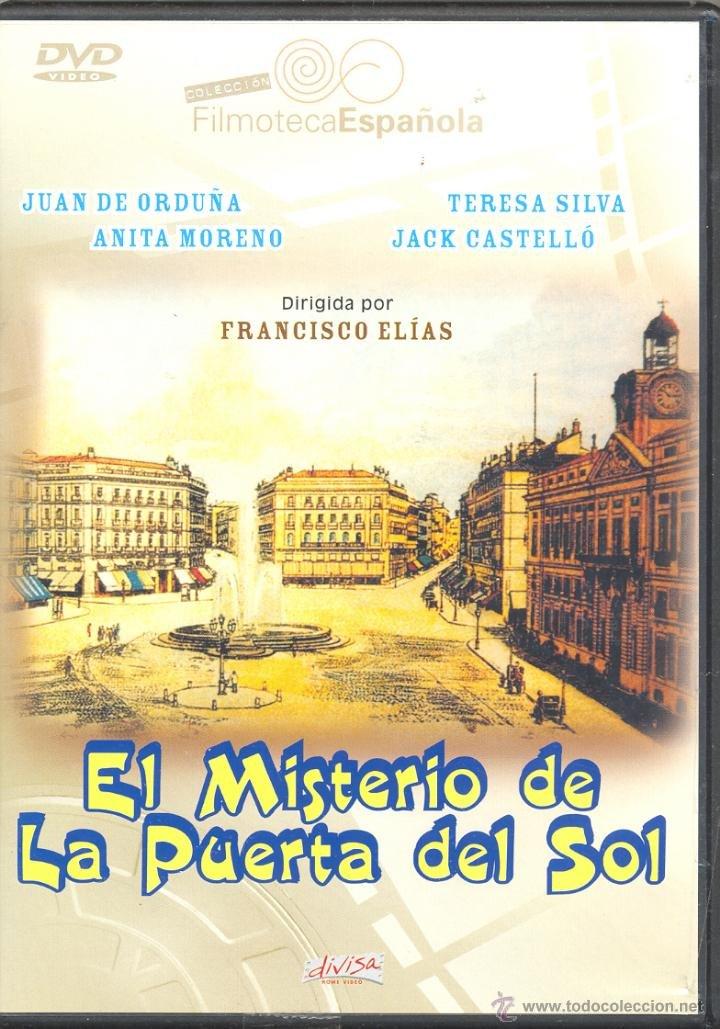 El misterio de la puerta del sol (DVD) ref: 44967: Amazon.es: Francisco Elias: Libros