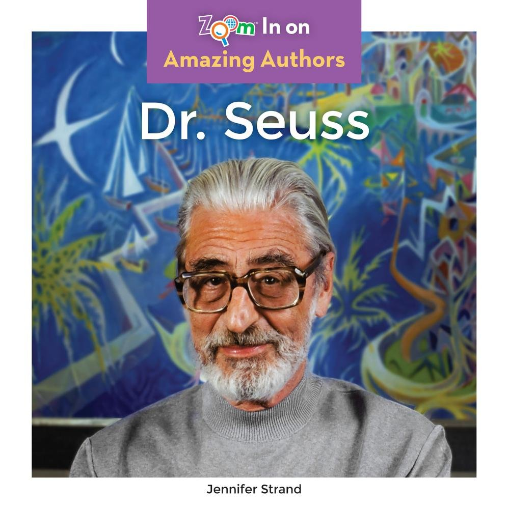 Read Online Dr. Seuss (Zoom In On Amazing Authors) PDF
