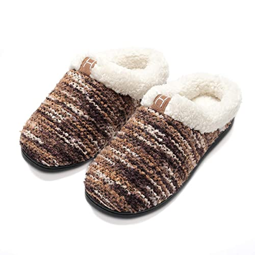 Zapatillas de casa Mujer, Ultraligero cómodo y Antideslizante, Pantuflas de casa para Mujer: Amazon.es: Zapatos y complementos