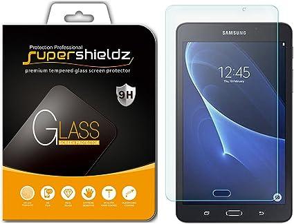 Supershieldz  Tempered Glass Screen Protector Saver for Samsung Galaxy Tab A 7.0