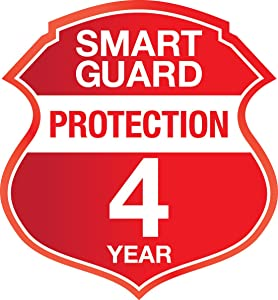 SmartGuard 4-Year Television Protection Plan ($125-$150)