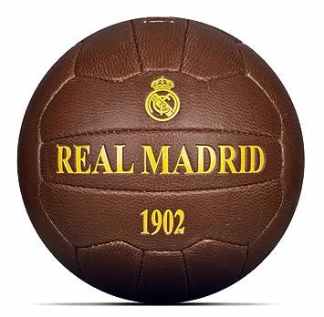 642f09950f214 Real Madrid C.F. Balon HISTORICO Real Madrid  Amazon.es  Deportes y aire  libre