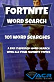 Fortnite Word Search: 101 Word Searches