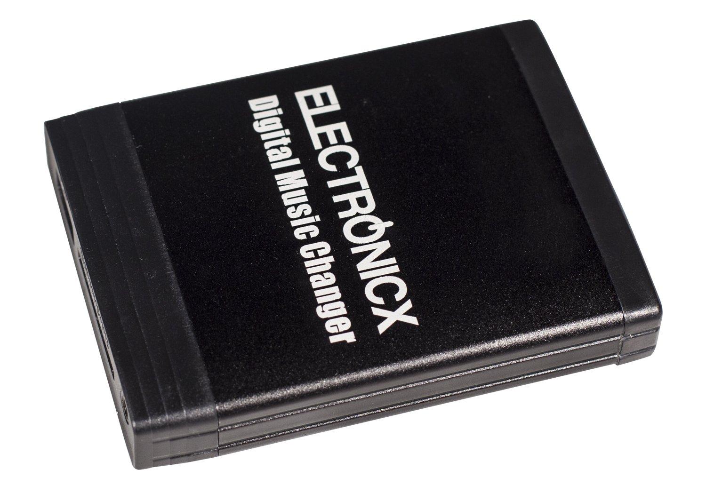 Audi Skoda Electronicx Elec-M06-VW12 Adattatore MP3 USB SD AUX VW Seat adattatore musica di viaggio,auto,macchina aux