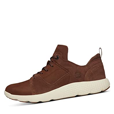 4e496a695380 Timberland Flyroam Leather Oxford Shoes Brown  Amazon.co.uk  Shoes ...