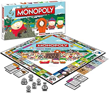 Monopoly: South Park Collectors Edition: Monopoly: South Park Collectors Edition: Amazon.es: Juguetes y juegos
