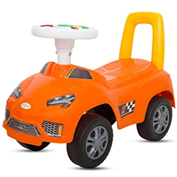 d2e0d8a0d23 Baybee Street Speed Kids Ride On Push Car for Toddlers Baby car Toy Children  Rider &
