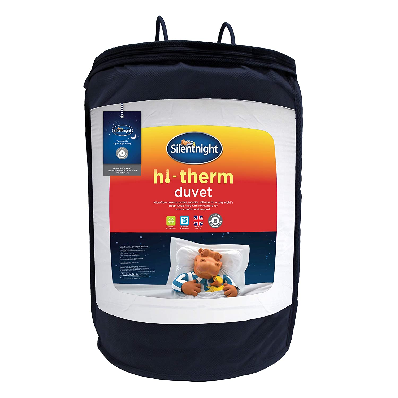 Silentnight Hi-Therm 10.5 Tog Duvet, Double 318594LS