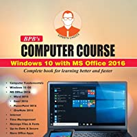 BPB's Computer Course Windows 10 with MS Office 2016