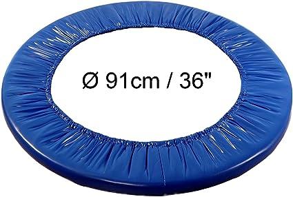 QL1 (R) trampolín borde protector para mini de cama elástica ...