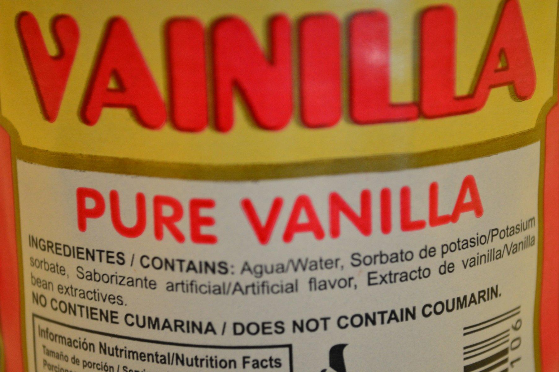 12 Bottles of Dark Danncy Mexican Vanilla