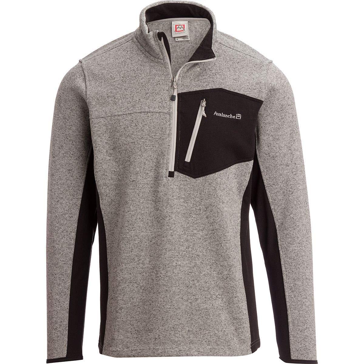 Mens Avalanche Sweater Fleece Pullover