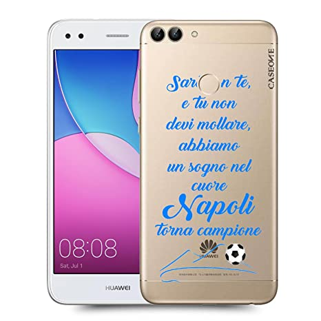 custodia huawei p smart napoli
