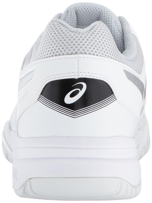 quality design 221ec cc5a5 Zapatillas de tenis Gel-Challenger 11 de ASICS para hombre Plata blanca