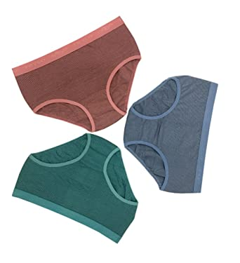 a619d39b892d0 Tanishqa Trylo Mid Waist Hipster Panty (Trylo Small Line-5 - Assorted  Colour- 3 XL/105 cm): Amazon.in: Clothing & Accessories