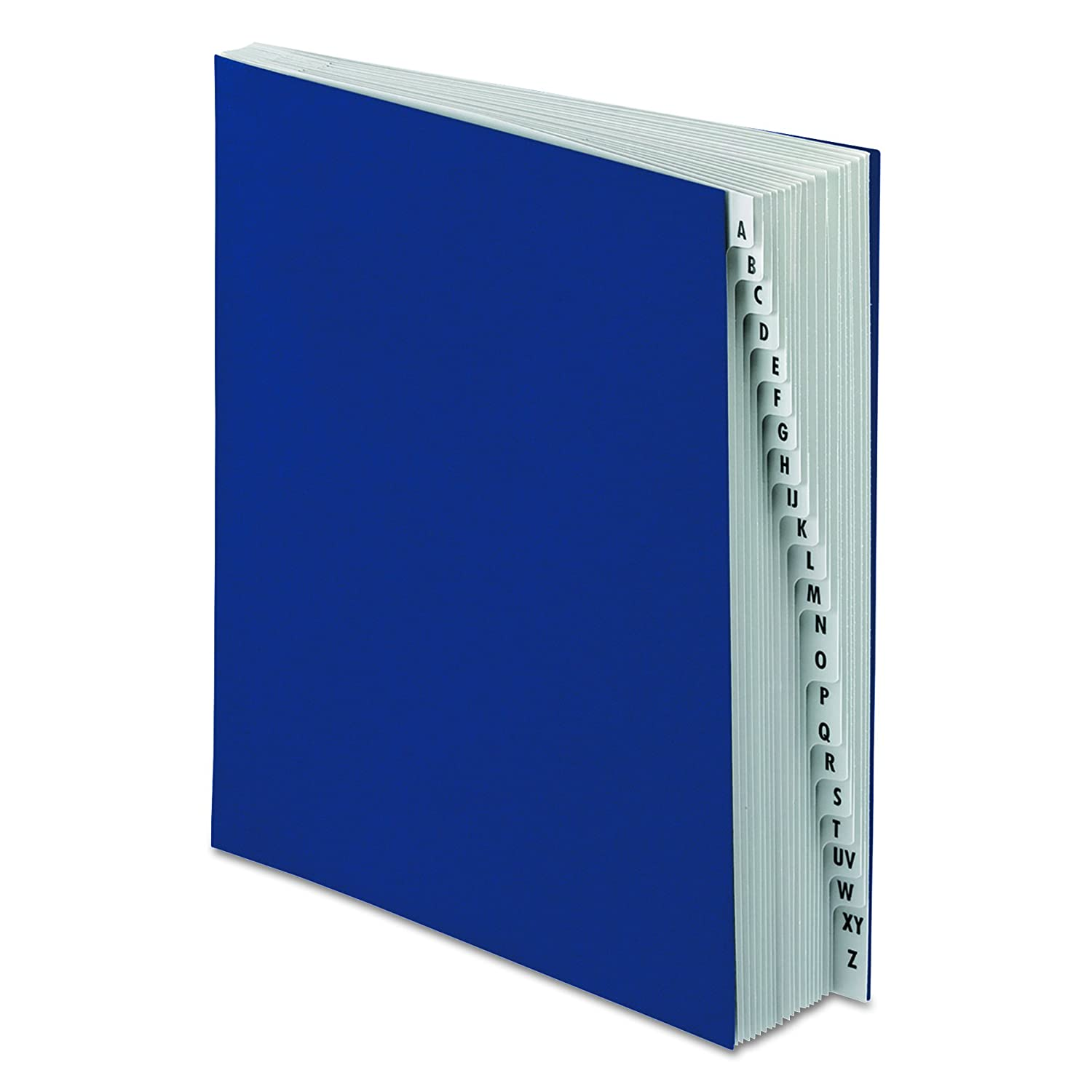 Pendaflex Acrylic Ccoated Expanding Desk File, A-Z Indexing/20 dividers, Letter (DDF3-OX) Esselte Corporation DDF3OX