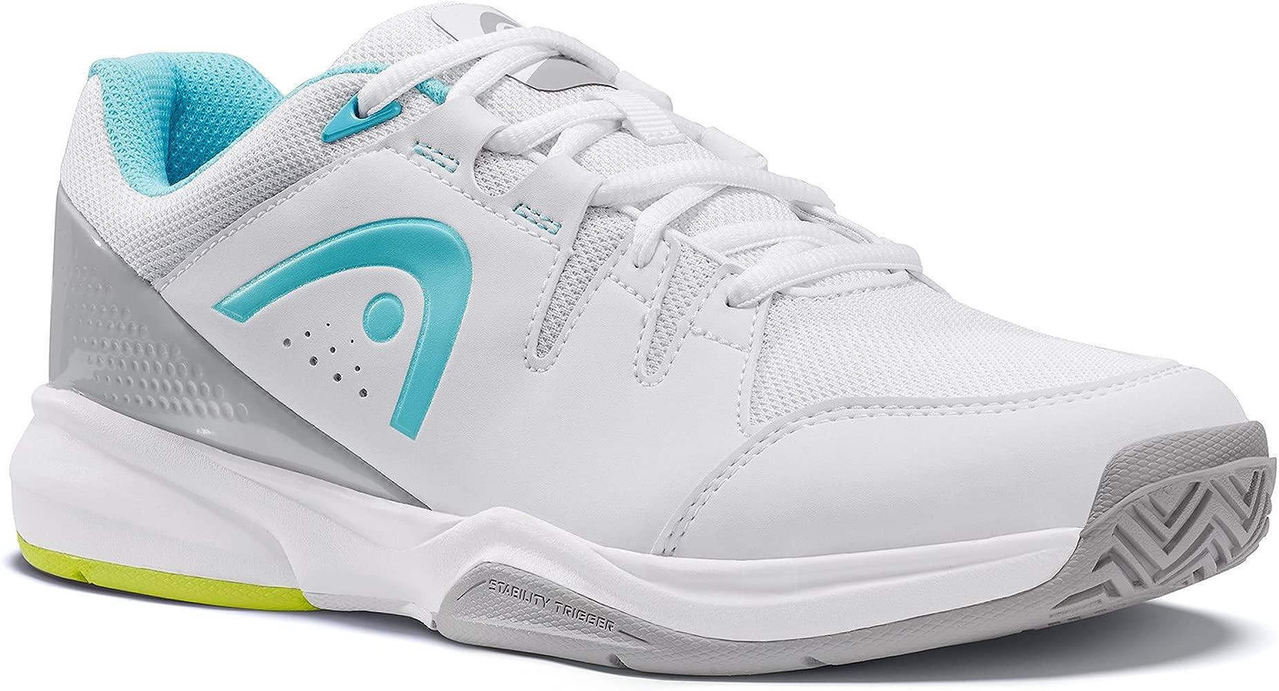 Head Brazer Womens, Zapatillas de Tenis para Mujer, Blanco ...
