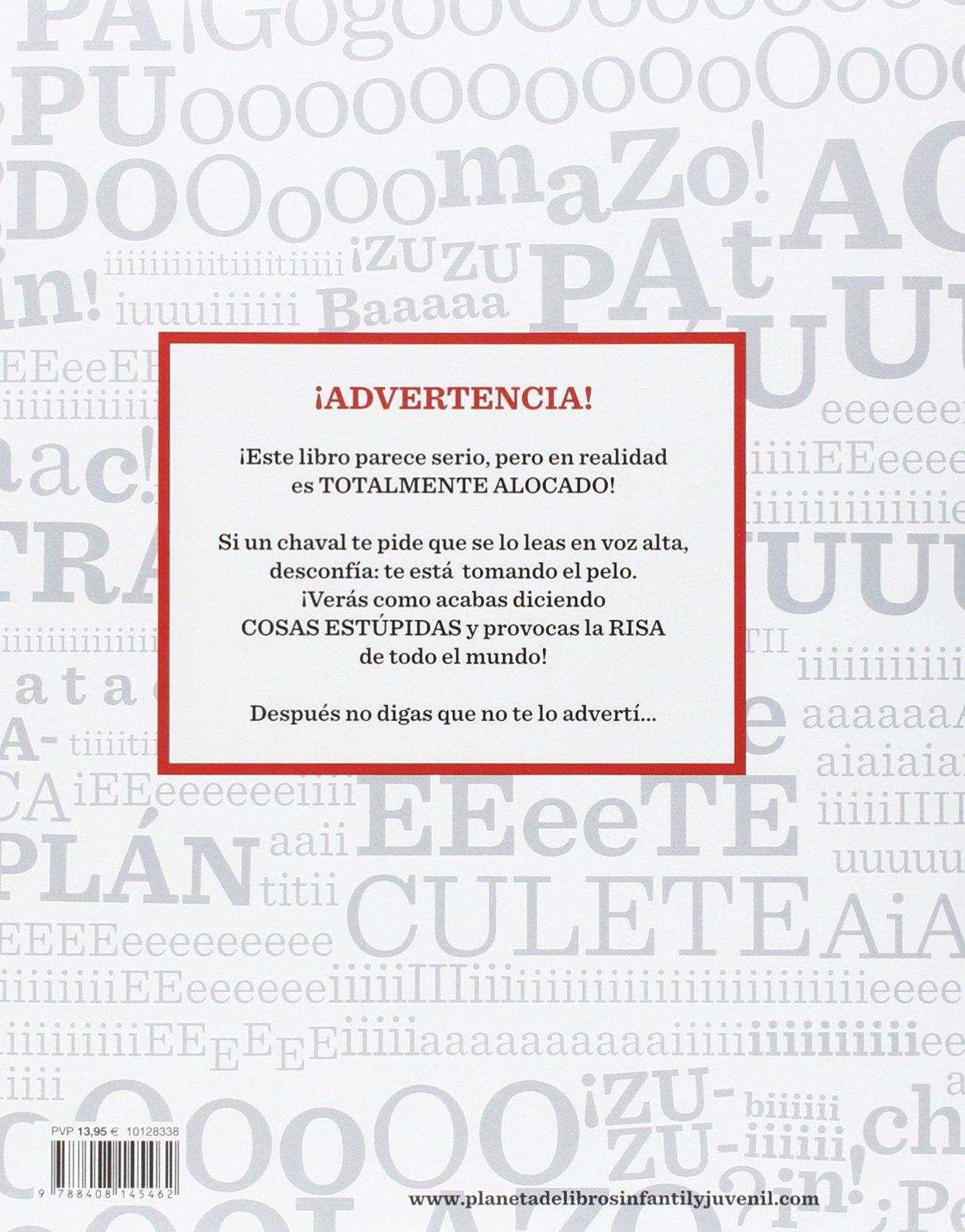 Amazoncom El Libro Sin Dibujos Spanish Edition 9788408145462