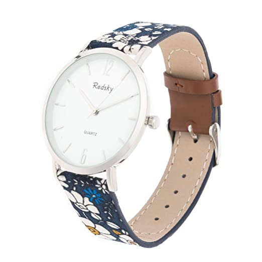 Amazon.com: Women Watch on Sale: Elegant Fashion European Design Leather Strap Woman Watches (LBW06): Watches