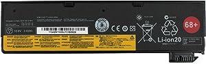 Yafda 45N1128 10.8V48WH New Laptop Battery for Lenovo ThinkPad L450 L460 T440s T440 T450 T450s T460 T460P T550 T560 P50S W550s X240 X250 X260 Series 45N1126 45N1127 45N1125 45N1129 45N1737 45N1133