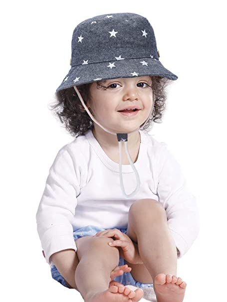 e443b75d1 Amazon.com: Kids Bucket Hat Sun Protection Hat Cute Patterned Cap ...