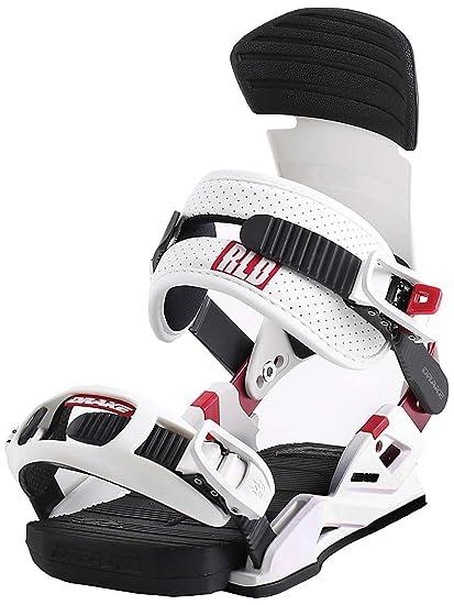 dd34a1d3b0c Drake Reload Snowboard Bindings Mens  Amazon.in  Sports