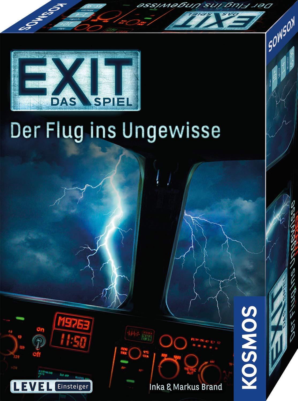 EXIT - Der Flug ins Ungewisse: 1 - 4 Spieler: Amazon.es: Libros en ...